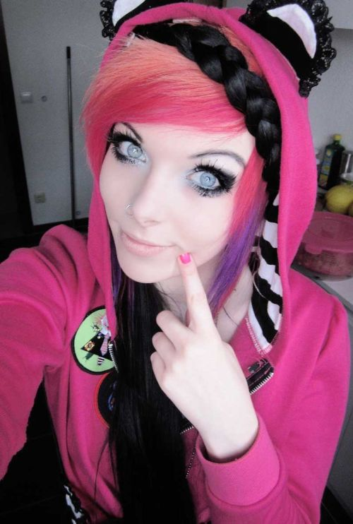 69 Emo Hairstyles For Girls I Bet You Haven T Seen Before