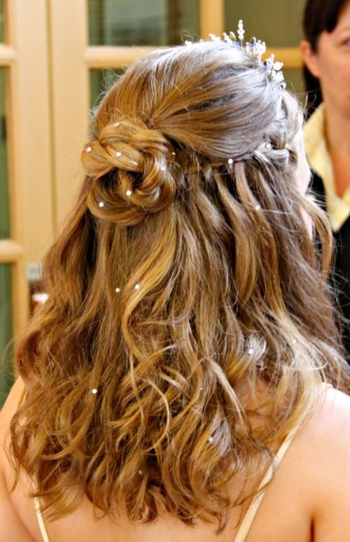 59 Sweet Prom Hairstyles for Black Girls, Down & Side Prom