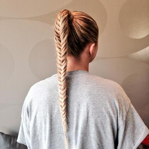 high fishtail