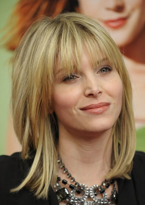 Wondrous Long Bob With Bangs Blonde Best Hairstyle 2017 Hairstyles For Men Maxibearus