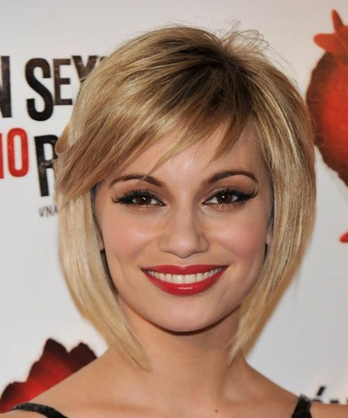 lovely short bob
