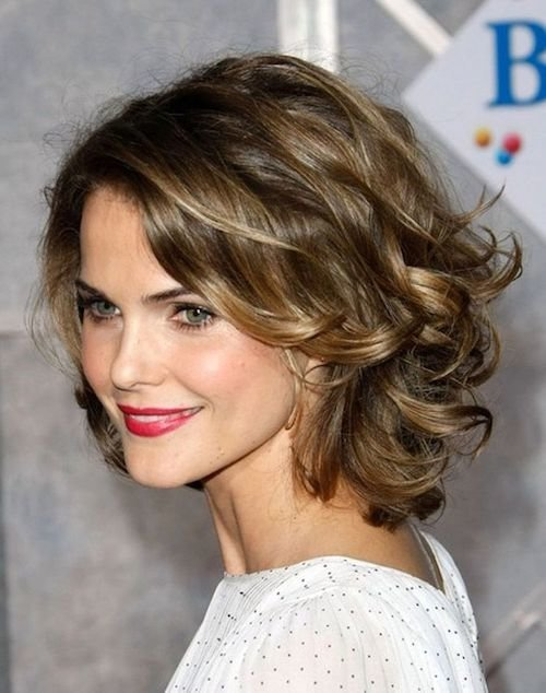 Easy Curling Hairstyles For Shoulder Length Hair : 60 quick and easy hairstyles for short long & curly hair