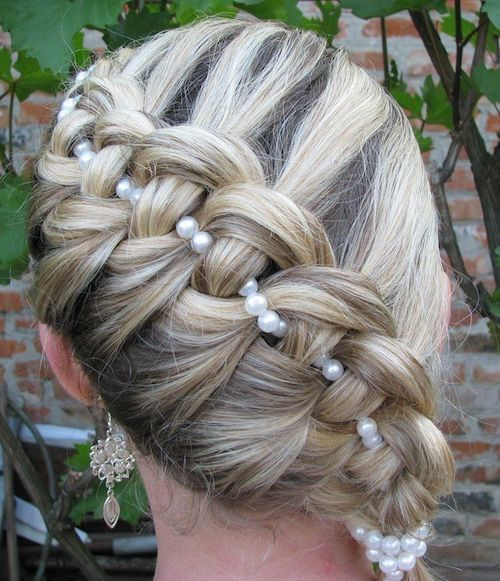Wedding Hairstyle With Braids: 73 Wedding Hairstyles For Long, Short & Medium Hair