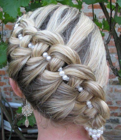 Braid Hairstyles Wedding: 73 Wedding Hairstyles For Long, Short & Medium Hair