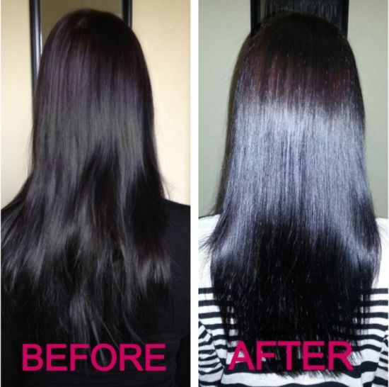 Best Clarifying Shampoo Before and After