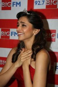 Deepika Padukone smiling