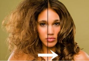 Frizzy hair home remedies