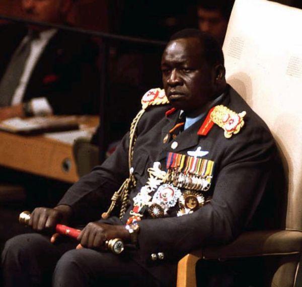 Gen Idi Amin