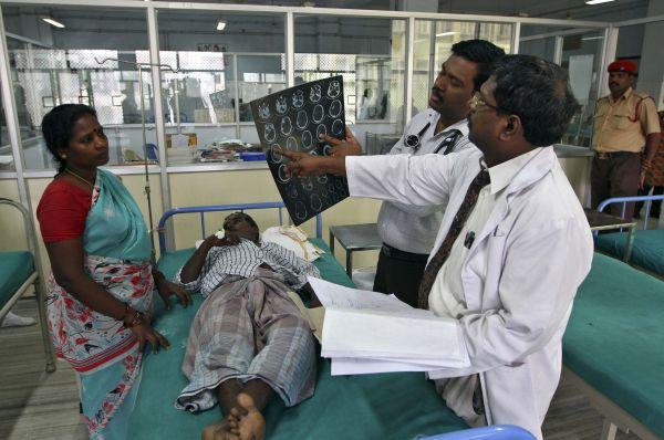 Govt hospital in India