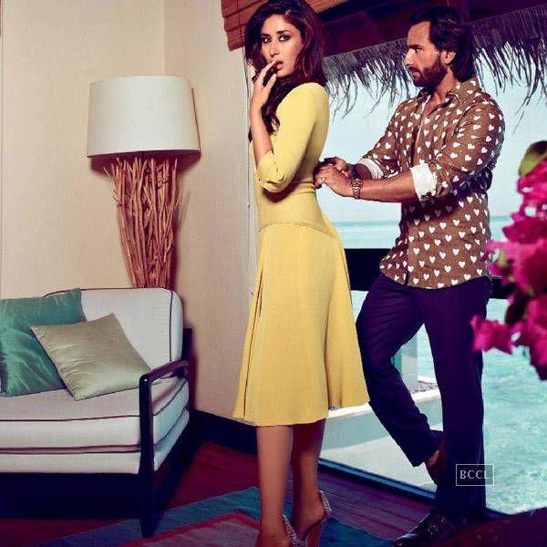 Kareena & Saif