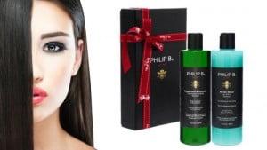 Peppermint & Avocado Clarifying Shampoo by Philip B