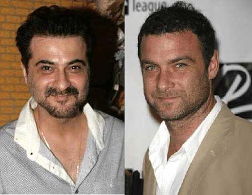 Sanjay Kapoor and Liev Schreiber