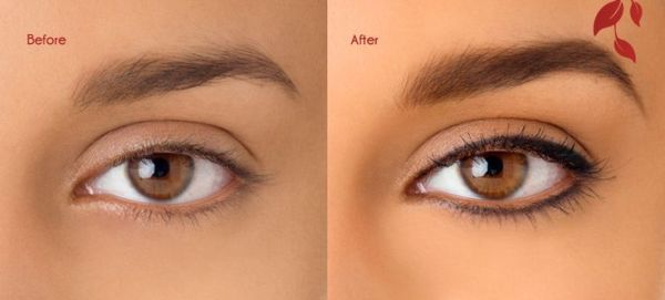Eyebrow Tattoo Before And After: Semi Or Easy Eyebrow Tattoo: Cost And Before After Photos