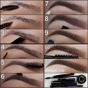 Shape Eyebrows Perfectly