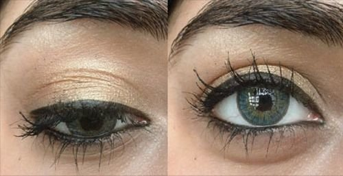 How To Wear Gold Eye Makeup: 7 Ideas and Tutorial Videos