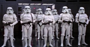 Stormtroopers uniform