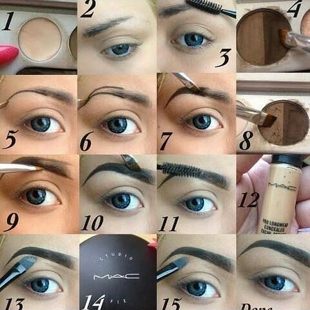 How To Shape Eyebrows Perfectly: Tips & Tutorial Videos
