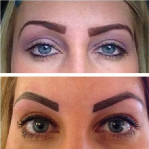 Image Result For Eyebrow Tattoo Cost