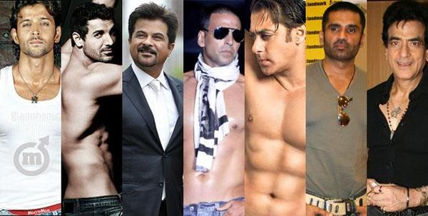 male celebrity bollywood