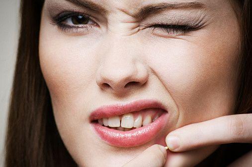pimple on lips