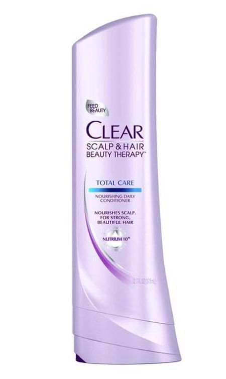 Clear Scalp & Hair Therapy Total Care Nourishing Shampoo