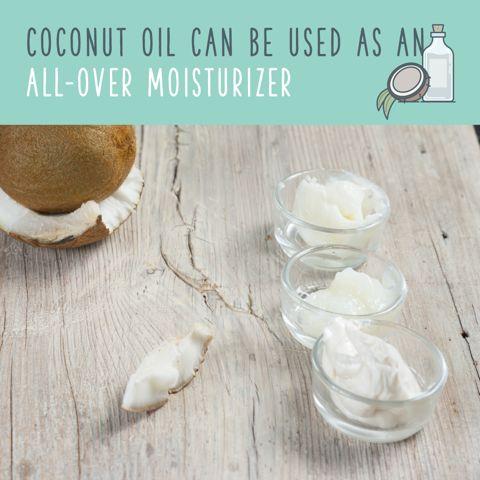 Coconut Oil All-Over Moisturizer