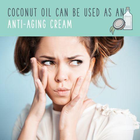 Coconut Oil Uses for Skin