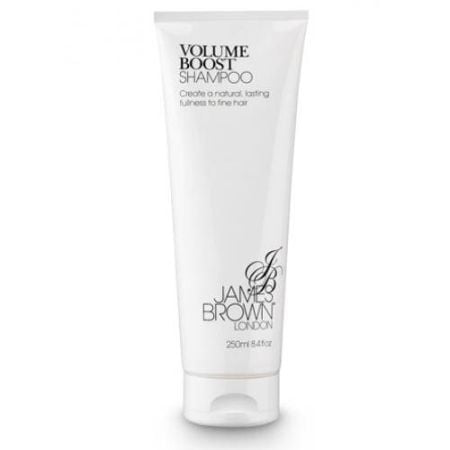 James Brown London Volume Boost shampoo
