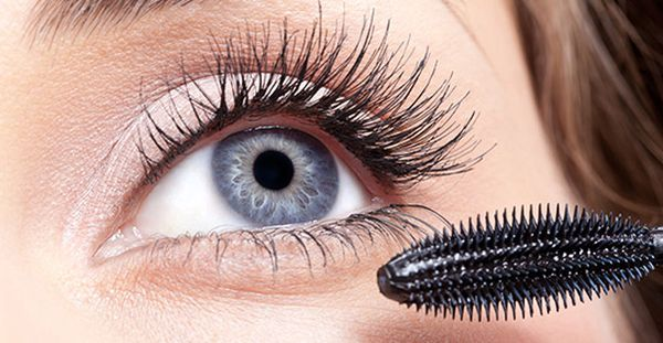 Image result for right applying mascara