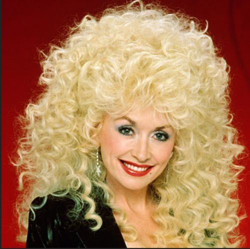 Dolly Partron Hairstyles (39)