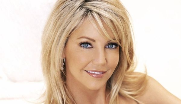 Peachy Heather Locklear Hairstyles Layers Dos Loose Buns Amp Casual Short Hairstyles Gunalazisus