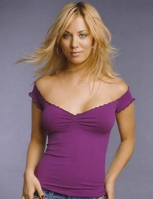Kaley Cuoco Hairstyles (7)