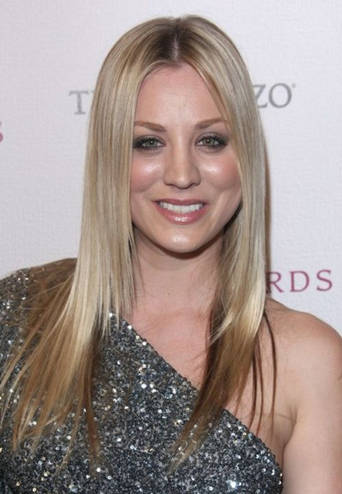 Kaley Cuoco Hairstyles (8)