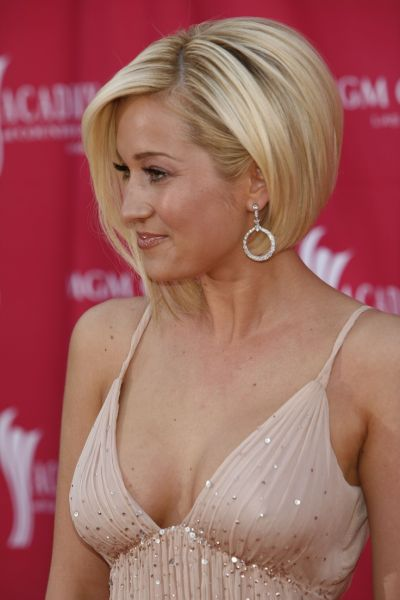 Kellie Pickler Bob Hairstyle
