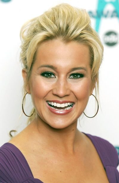 Kellie Pickler Updo Hairstyles