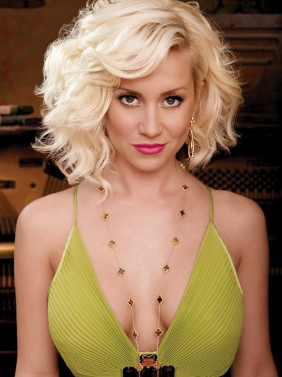 Kellie Pickler's short hairstyle