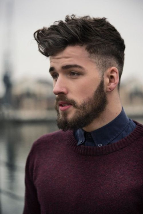 Incredible 45 New Beard Styles For Men That Need Everybody39S Attention Part 2 Short Hairstyles For Black Women Fulllsitofus