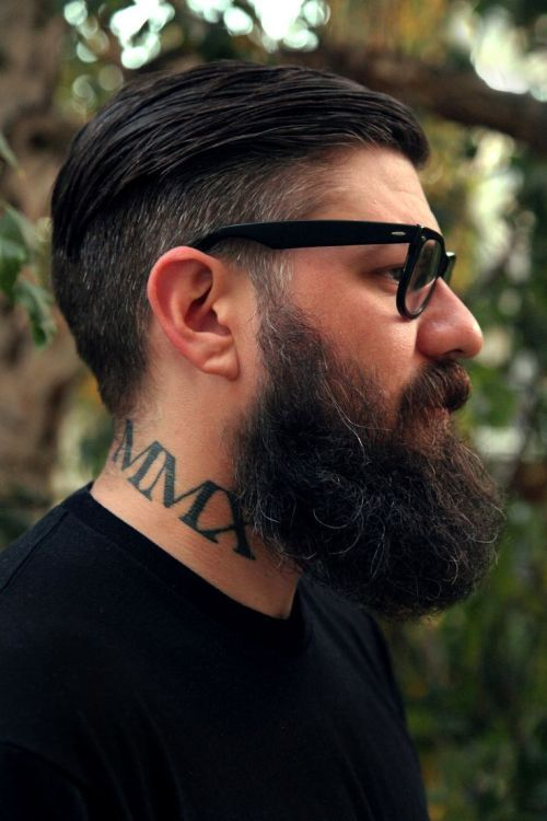 beard and hair styles mens curly hairstyles with beard hairstyles 3147
