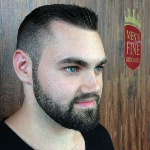 Marvelous 45 New Beard Styles For Men That Need Everybody39S Attention Short Hairstyles Gunalazisus