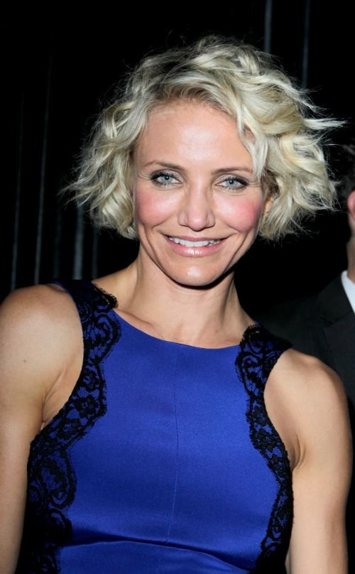 cameron diaz haircut
