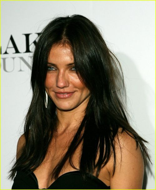 Pleasant Cameron Diaz39S Inspiring Hairstyles For Women With Fine Hair Short Hairstyles For Black Women Fulllsitofus