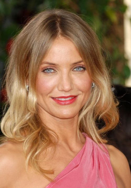 Cameron Diaz S Inspiring Hairstyles For Women With Fine Hair