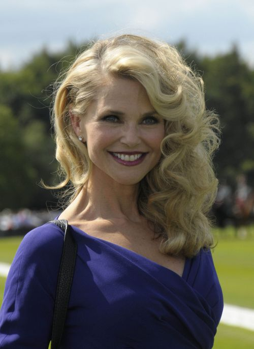 07/24/2011 - Christie Brinkley - Cartier International Polo Day 2011 - Windsor Great Park - Windsor, Berkshire, UK - Keywords: LMK92-30263-260711 Orientation: Portrait Face Count: 1 - False - Photo Credit: Landmark / PR Photos - Contact (1-866-551-7827) - Portrait Face Count: 1