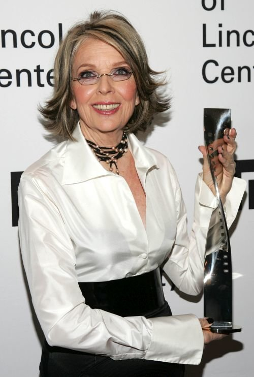 Diane Keaton Hairstyles Effortlessly Elegant Haircuts