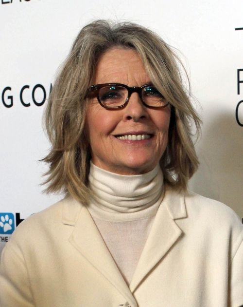 Diane Keaton Hairstyles - Effortlessly Elegant Haircuts