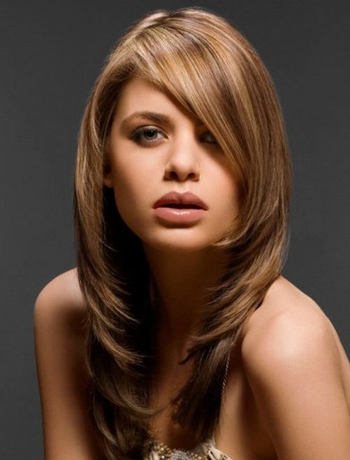 Swell 45 Feather Cut Hairstyles For Short Medium And Long Hair Short Hairstyles Gunalazisus