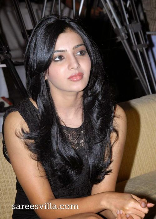 Samantha Ruth Prabhu Hair