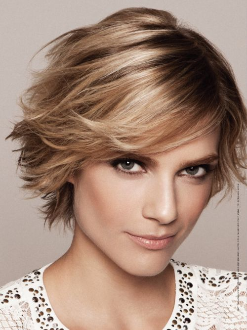 Enjoyable 45 Feather Cut Hairstyles For Short Medium And Long Hair Short Hairstyles Gunalazisus