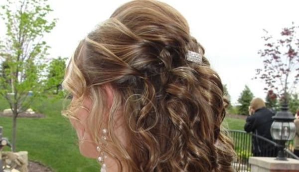 Hairstyles For Short Hair Half Up Half Down: 39 Half Up Half Down Hairstyles To Make You Look Perfect