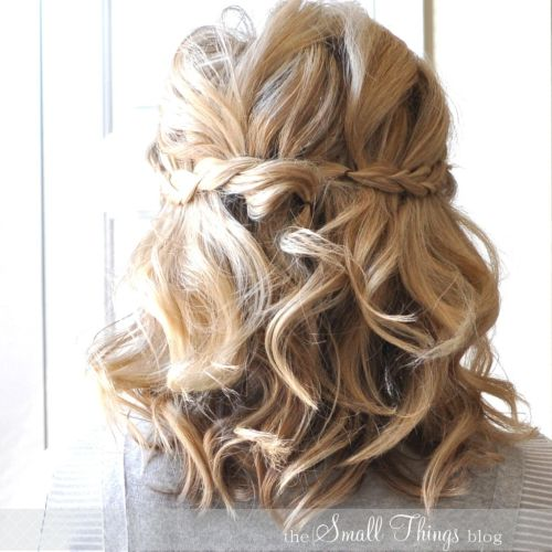 Half Up Half Down Braided Wedding Hairstyles: 39 Half Up Half Down Hairstyles To Make You Look Perfect